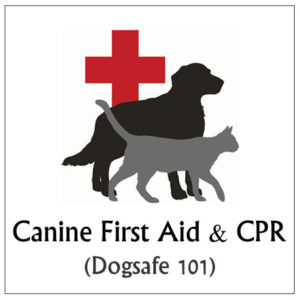 Smiling Dog Canine First Aid & CPR - Dogsafe Authorized